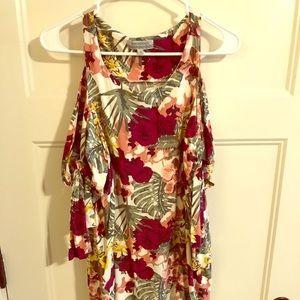 World Market 3 Way Tropical Dress Shoulder Ties L